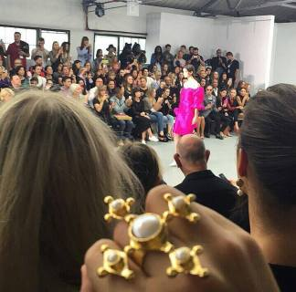 CORA COLLECTION GOES TO LFW | JILL HOPKINS JEWELLERY